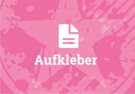 >> Aufkleber